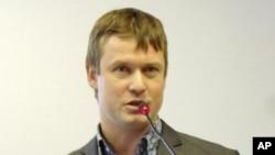 被指控的雷茲佛斯哈耶夫(資料圖片)