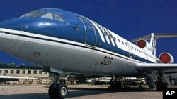 雅克-42型客机(资料照)