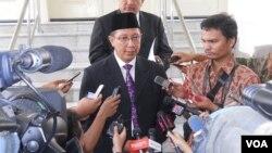Menteri Agama Lukman Hakim Saifuddin mengatakan pemerintah sedang menyiapkan RUU Perlindungan Umat Beragama (foto: dok).