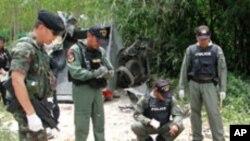 تھائی لینڈ میں بم دھماکے، تین افراد ہلاک