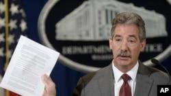 El subsecretario de Justicia, James M. Cole presentó los nuevos estándares que se tomarán en consideración para otorgar clemencia a un reo.
