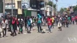 Ayiti: Plizyè Manifestan Di yo Dezapwouve Prezidan Jovenel Moïse