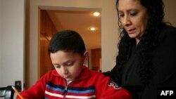 Cậu bé Ashton Faller được chữa trị chứng tự kỷ từ khi lên 2 tuổi