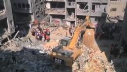 کشته شدن سه فرمانده حماس در حمله هوایی اسرائیل