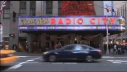 The Rockettes di Radio City Music Hall, New York