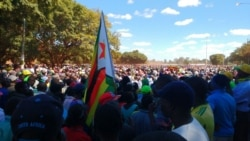 Thomas Chiripasi Reports on Zanu PF's Million Man March