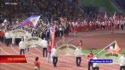 Việt Nam đề nghị hoãn SEA Games vì COVID | Truyền hình VOA 10/6/21