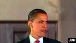 باراک اوباما خواهان شروع دوباره گفتگوهای صلح خاورمیانه شد