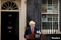 ၿဗိတိန္ဝန္ႀကီးခ်ဳပ္ Boris Johnson