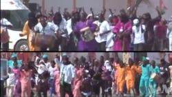 VOA HAUSA TV MUSIC: Wakoki Daga Afirka Ga Isa Shekarau Madugu Dan Kasar Nijar Da Wakar Unite Nationale, Janairu 18, 2016