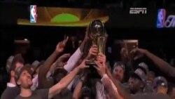 金州勇士贏得40年來首個NBA總冠軍