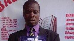 Udaba lomlobi wogwalo 'Ngemva Kwezinyembezi' siluphiwa nguBenedict Nhlapho