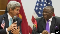 John Kerry e George Chicoti