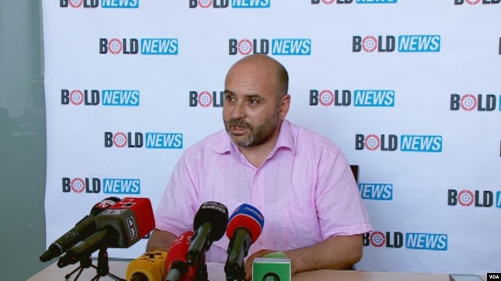 Gazetari Olldashi: Unë përgjova bisedën me vëllanë e Xhafajt