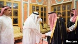 دیدار خانواده جمال خاشقجی با پادشاه و ولیعهد عربستان سعودی، آرشیو