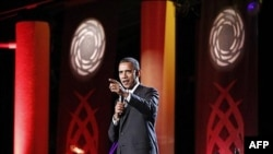 Obama APEK summitida