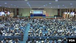 اشرف غنی احمدزی: جنگ راه تامین ثبات در کشور نیست