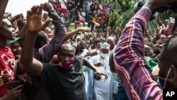 Des heurts ont éclaté dans plusieurs quartiers de Conakry