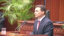 Kryeministri Gruevski për pritjet për vitit 2015
