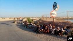 Afg'onistondan Tojikistonga o'tgan qochoqlar, 2021-yil, 22-iyun