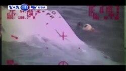 Hải quân Mỹ thả tàu ngầm xác nhận xác tàu dưới đáy biển (VOA60)