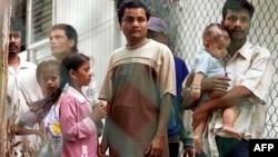 Число ищущих убежища возросло на 17%
