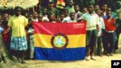Apoiantes da Flec, Cabinda (Arquivo)