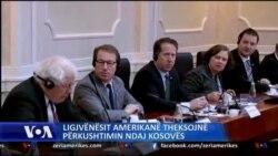 Delegacioni i ligjvënësve amerikanë në Prishtinë