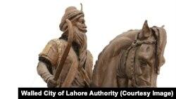 مہاراجہ رنجیت سنگھ نے 40 سال پنجاب پر حکومت کی۔