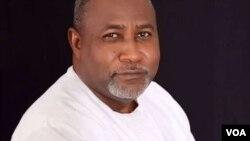 Minista James Ocholi,wanda Allah Ya yiwa rasuwa ranar Lahadi nan.