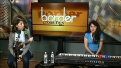Border Crossings: Irene Diaz