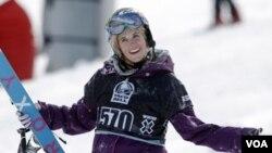 Sarah Burke se accidentó durante una serie de entrenamientos en el centro de esquí Park City Mountain, en el estado de Utah.