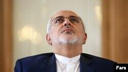 محمدجواد ظریف وزیر امور خارجه ایران - آرشیو
