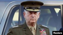 Джеймс Маттіс – вибраний Трампом на посаду міністра оборони США, відставний генерал Корпусу морської піхоти США.