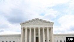 La Cour suprême des Etats-Unis à Washington DC, le 1er juillet 2021.