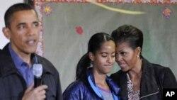 Presiden AS Barack Obama akan merayakan ulang tahun ke-51 tanggal 4 Agustus di Chicago dengan perayaan kecil-kecilan (foto: dok).