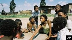 Trẻ em châu Phi