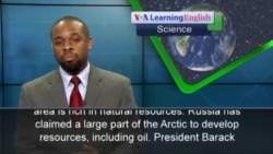Countries Compete for Oil in the Arctic