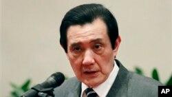 Presiden Taiwan Ma Ying-jeou menuntut FIlipina agar melakukan penyelidikan atas penembakan nelayan di Selat Bashi, Kamis (9/5).