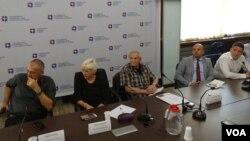 Učesnici skupa o paušalnom oporezivanju u PKS