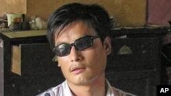 陳光誠於11月12號生日。