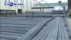 VOA60 America - Trump Extends Steel, Aluminum Tariff Exemptions for EU, Canada, Mexico