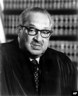 Jaji Thurgood Marshall