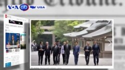 Lãnh đạo thế giới lo sợ về đề xuất của ông Trump (VOA60)