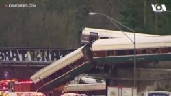 Amtrak derails in Washington State