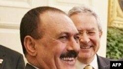 Tổng thống Yemen Ali Abdullah Saleh cho hay người con gái bị bắt với sự hỗ trợ thông tin tình báo từ Hoa Kỳ