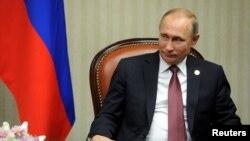 Presiden Rusia Vladimir Putin, tokoh paling berkuasa di dunia untuk tahun 2016 versi majalah Forbes (foto: dok).