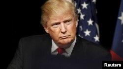 Donald Trump dan jam'iyyar Republican da yake neman jam'iyyar ta tsayar dashi a takarar neman shugaban kasa