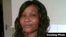 UNkosazana Nomthandazo Nkomazana. (Photo/Nkomazana Facebook page)