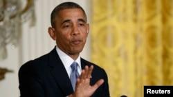 President AS Barack Obama